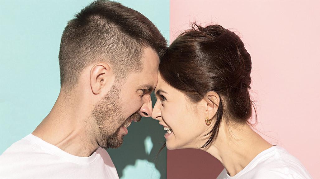 Men vs. women comparison - A battle of the sexes