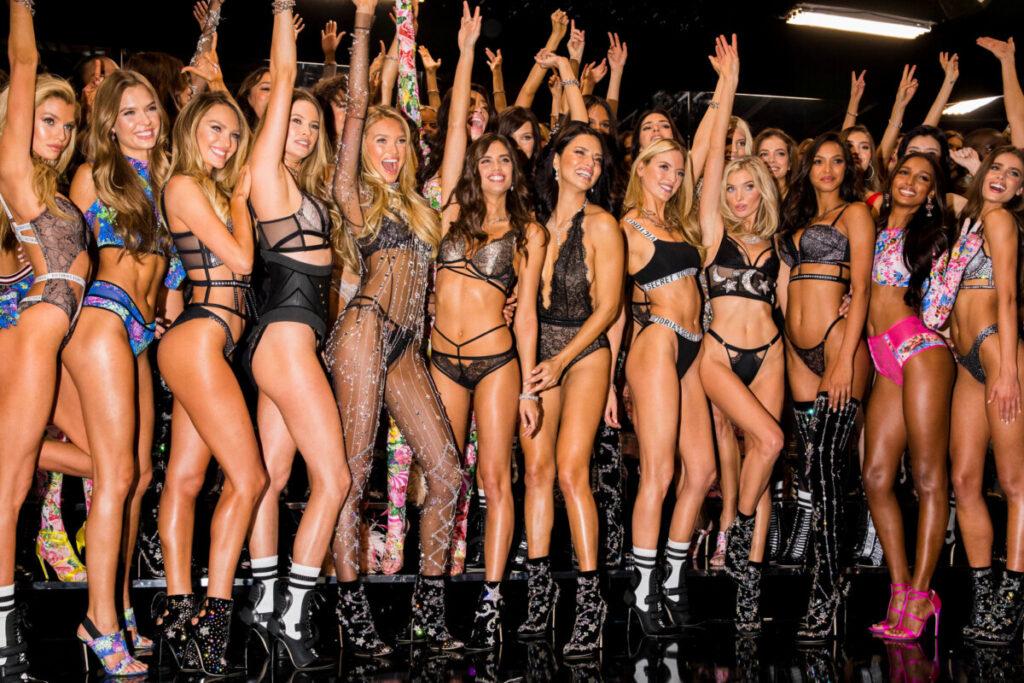 Cam Models Give Away Panties & Bras