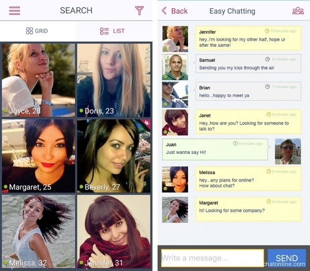 Free Online Adult Chat and Sex Chat Rooms to Date Women