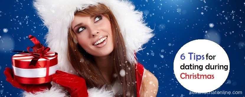 Meet American Women for Sex and Chat at Christmas